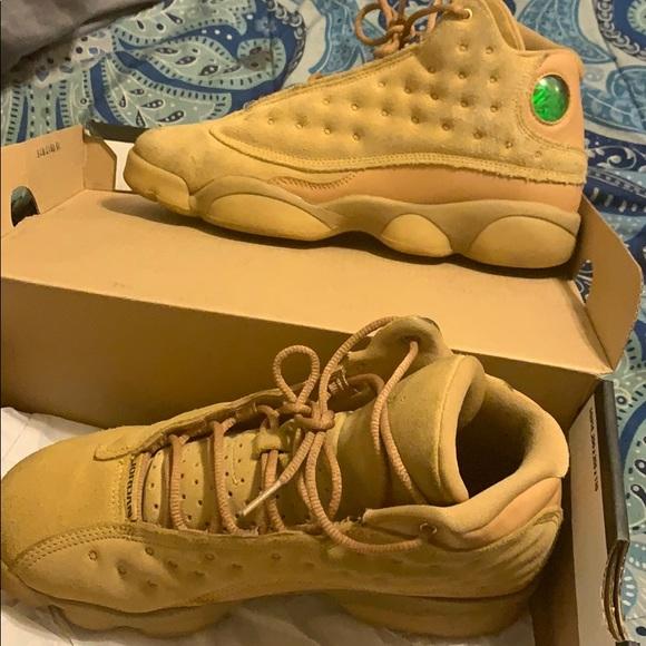Jordan Shoes | Air 13s Tan Color Comes